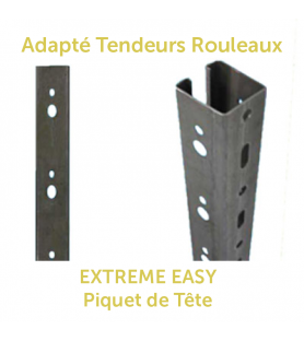 PIQUET DE TETE EXTREME EASY