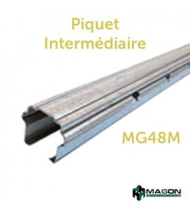 PIQUET INTERMEDIAIRE MG48M